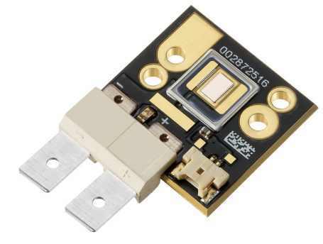 1 Watt Optical Output Uvb Led Array Feb 2012