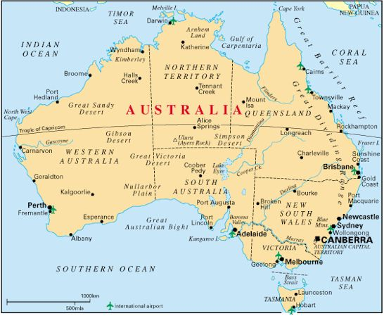 Children In Australian Northern Territory Have Ng Of Vitamin D - Vitamin d map us