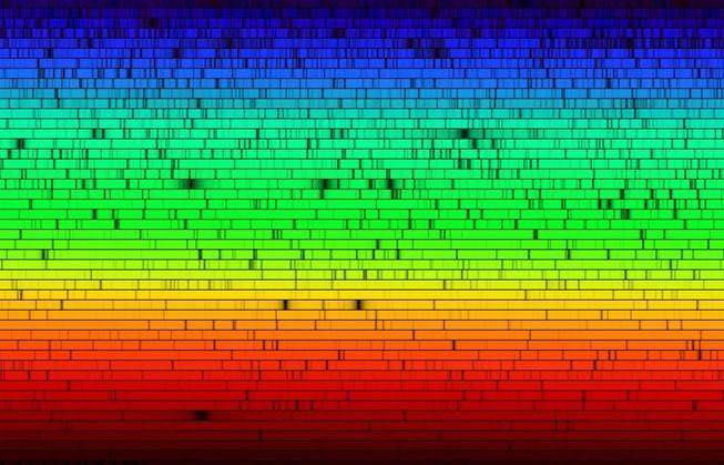 5205, Sun spectra 1.jpg ...